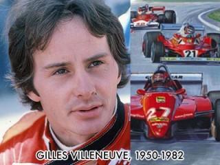 Gilles Villeneuve  picture, image, poster